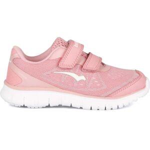 Bagheera Player Sneaker, Pink/White 20