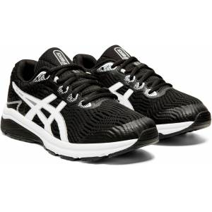 Asics GT-1000 8 GS Sneaker, Black/White 39