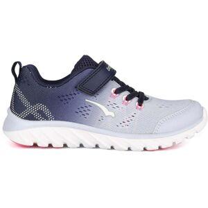 Bagheera React Sneaker, Lavender/Neon Pink 33