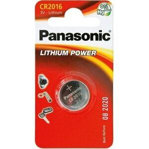 Panasonic Cr2016 Knapcelle Batteri