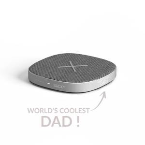 """SACKit-dk CHARGEit """"World's coolest dad"""""""