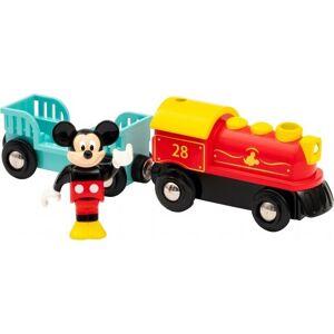 Brio - Mickey Mouse Batteri Tog - 32265