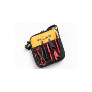 Fluke TLK-220 SureGrip Industrial Test Lead Kit, Testledning, sonde og klipsæt, Bananstik, Fluke 175, 177, 179, 83V, 87V