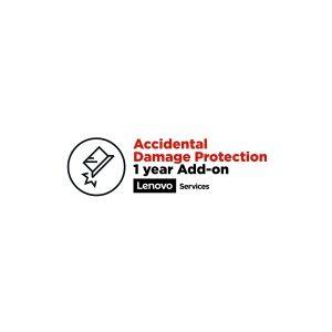Lenovo Accidental Damage Protection - Ulykkesskadesdækning - 1 år - for ThinkPad P1  P1 (2nd Gen)  P40 Yoga  P43  P50  P51  P52  P53  P70  P71  P72