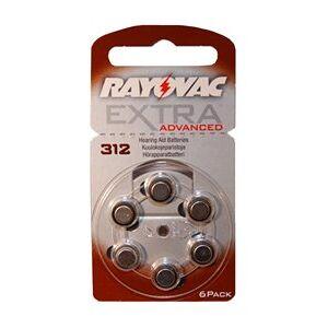 Advance Rayovac 1 x PR41 Knapcelle (Brun),