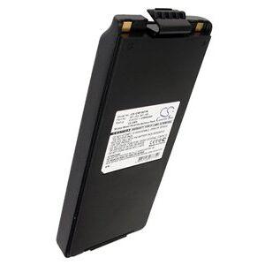 Icom IC-F3S batteri (2500 mAh, Sort)
