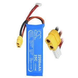 DJI Phantom 1 batteri (2200 mAh)