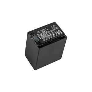 Sony FDR-AX53 batteri (3050 mAh, Sort)