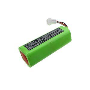 Scott Proflow Sc batteri (4500 mAh, Grøn)
