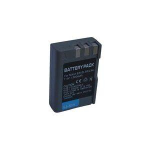 Nikon D5000 batteri (1200 mAh)