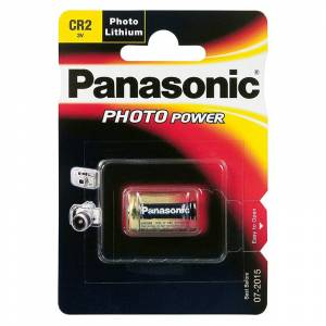 Panasonic Pro Power Lithium Cr2 Batteri - 1 Stk.