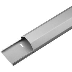 Goobay Aluminium Kabelbakke - Sølv, 50 Mm, 1.10 M.