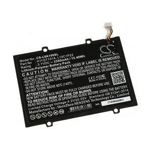 Lenovo Batteri til Tablet Lenovo Ideapad A1 / A1-07 / Type L10C1P22
