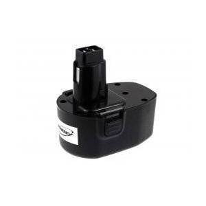 Black & Decker Batteri til Black & Decker CD14CE 2000mAh