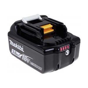 Makita Batteri til Makita BlockBatteri BTD140 3000mAh Original