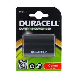Canon Duracell Batteri til Canon Videokamera MVXli