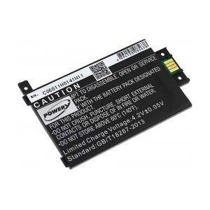 """Amazon Batteri til Amazon Kindle Touch 6"""" 2014"""