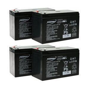 APC Powery Bly-Gel-Batteri til USV APC Smart-UPS RT 2000 RM
