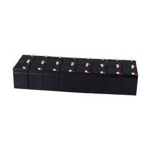 APC Powery Bly-Gel-Batteri til USV APC Smart-UPS RT 2200 - Marine