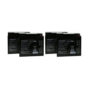 APC Powery Bly-Gel-Batteri til USV APC Smart-UPS SUA2200XLI