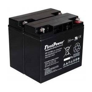 APC FirstPower Bly-Gel Batteri til UPS APC Smart-UPS SUA1500I 12V 18Ah VdS