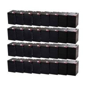 APC Powery Bly-Gel-Batteri til UPS APC Smart-UPS SURT10000XLI 5Ah 12V