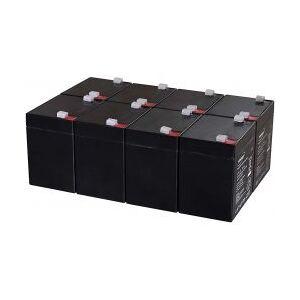 APC Powery Bly-Gel-Batteri til UPS APC Smart-UPS 2200 RM 2U 5Ah 12V