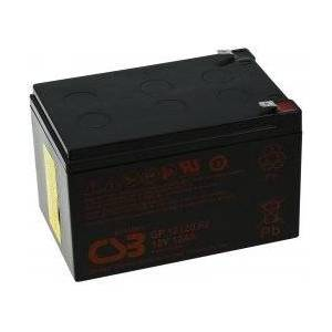 APC CSB Standby Blybatteri passer til APC Smart-UPS SU650VS 12V 12Ah