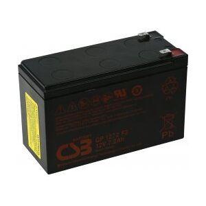 APC CSB Standby Blybatteri passer til APC Back-UPS Pro BK350 12V 7,2Ah