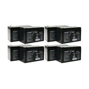APC Powery Bly-Gel-Batteri til USV APC RBC 26