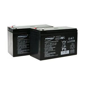 APC Powery Bly-Gel-Batteri til USV APC RBC48