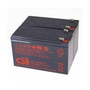 APC CSB Blybatteri passer til APC Back UPS RS BR1500i (RBC 33) 12V 9Ah