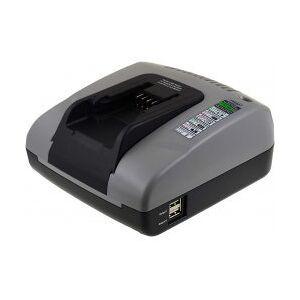 Black & Decker Powery Batterilader med USB til Black&Decker ASL148