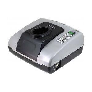Makita Powery Batteri-Lader med USB til Makita UB120DWB