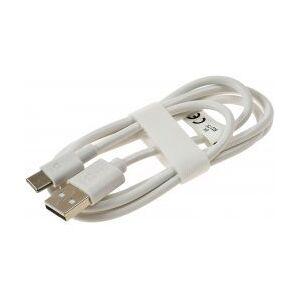 goobay USB-C Lade og Synk kabel til Enheder med USB-C Tilslutning, 1m, Hvid