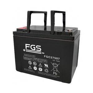 Batteri til Rengøringsmaskine Weidner COMET 2-45 B (FGC27507)