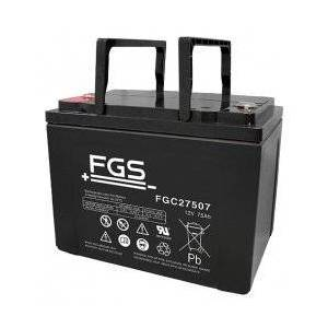 Batteri til Rengøringsmaskine Weidner COMET 2-51 B (FGC27507)