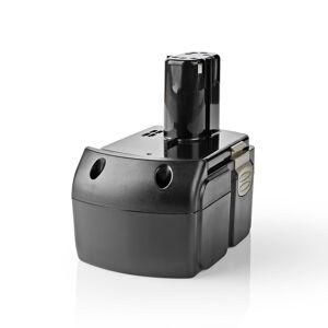 Nedis Elværktøjsbatteri 18V 4Ah til Hitachi