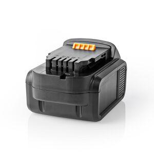 Nedis Elværktøjsbatteri 14,4V 4Ah til Dewalt