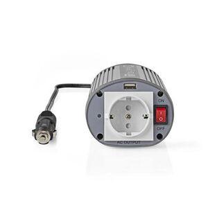 Nedis, Power Inverter Modificeret sinus   Indgangsspænding: 24 VDC   Enhedens...