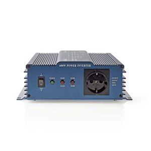 Nedis, Vekselretter med ren sinusbølge   12 V jævnstrøm - 230 V vekselstrøm  ...