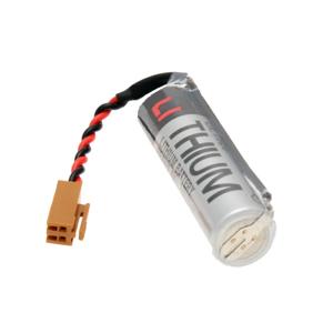 Toshiba Erstatning - ER6V/3.6V Lithium PLC-Batteri