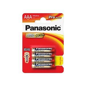 Alkaline Paristo LR03 / AAA Pro Power - 4kpl