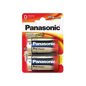 Alkaline Paristo LR20 Pro Power - 2 kpl