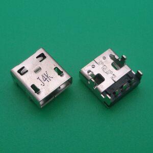 Asus DC power jack For Asus X205 X205T X205TA X205TAW E205SA E200HA Z3735F Power Jack Socket Charging Port Charger usb Connector