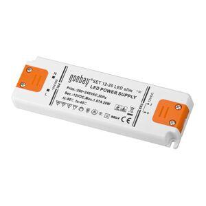 LED Transformator 0,5 - 20 Watt 12V DC