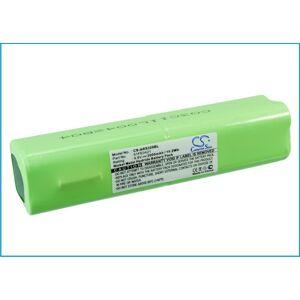 51FE0421 Batteri 9,6 Volt 700 mAh