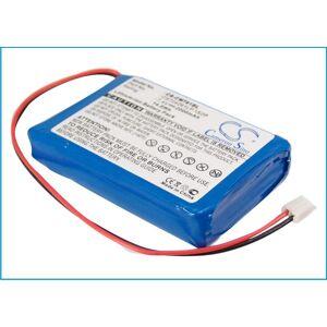 Olympia CM912 Batteri 7,4 Volt 2000 mAh