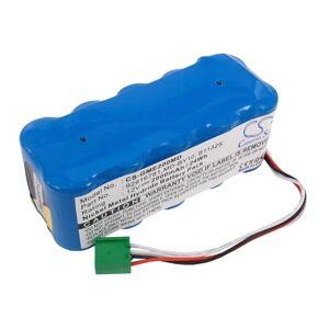 MD-BY10 Batteri 12,0 Volt 2000 mAh