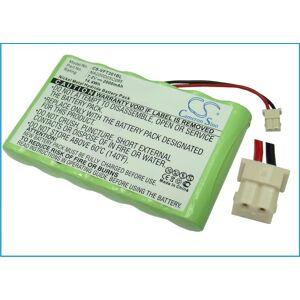 NA200D05C095 Batteri 7,2 Volt 2000 mAh